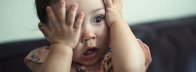 Temper tantrums Dealing with baby tantrums