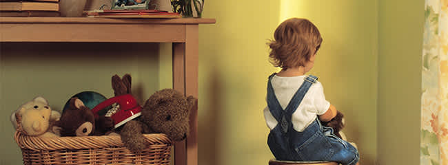 How to discipline your child time outs