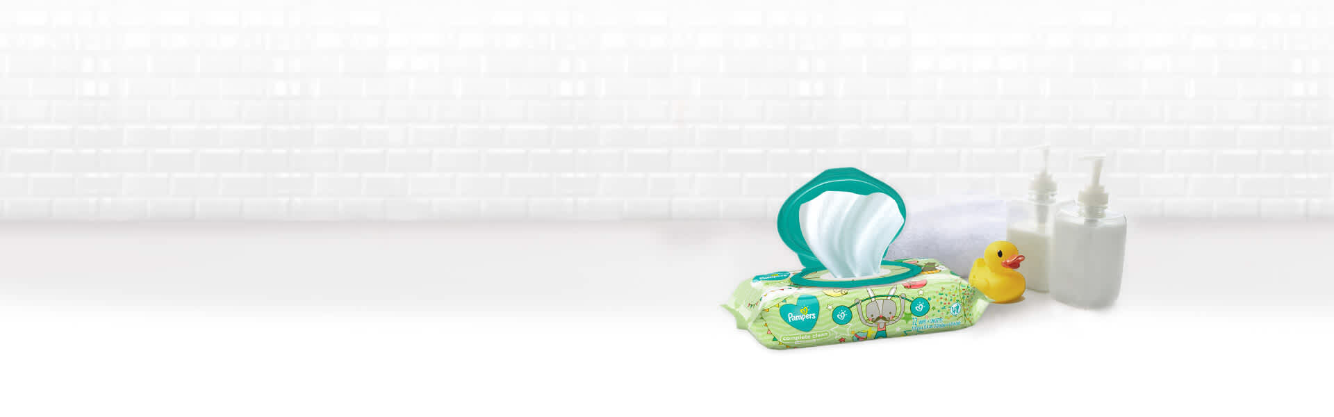 Complete Clean Unscented Wipes
