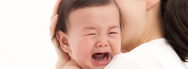 How to soothe a crying baby