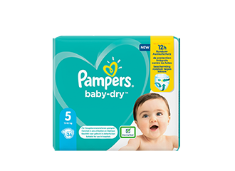 WINDELN Pampers® Baby-Dry™