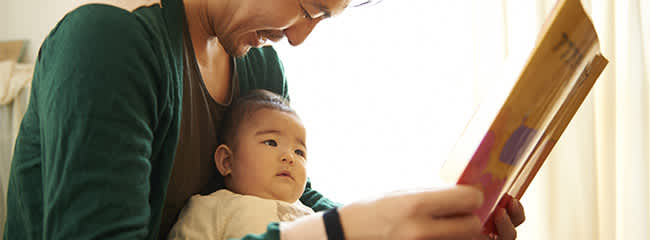 Literacy tips for babies teaching your baby to love reading