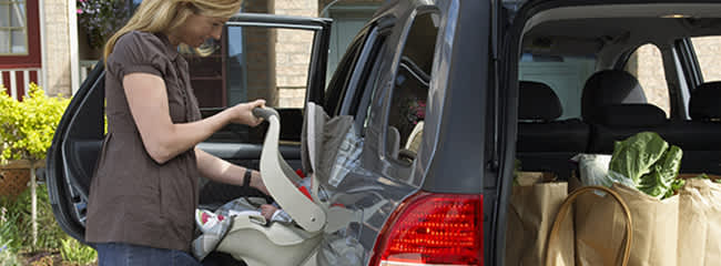 Babies and toddlers in cars: Top safety tips
