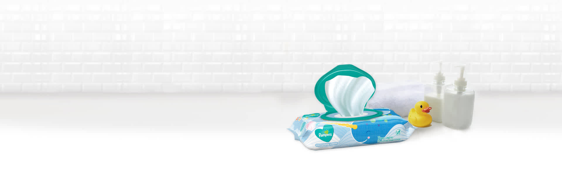 Complete Clean Baby Fresh Wipes