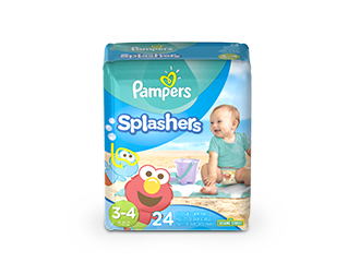 PANTS Pampers® Splashers™