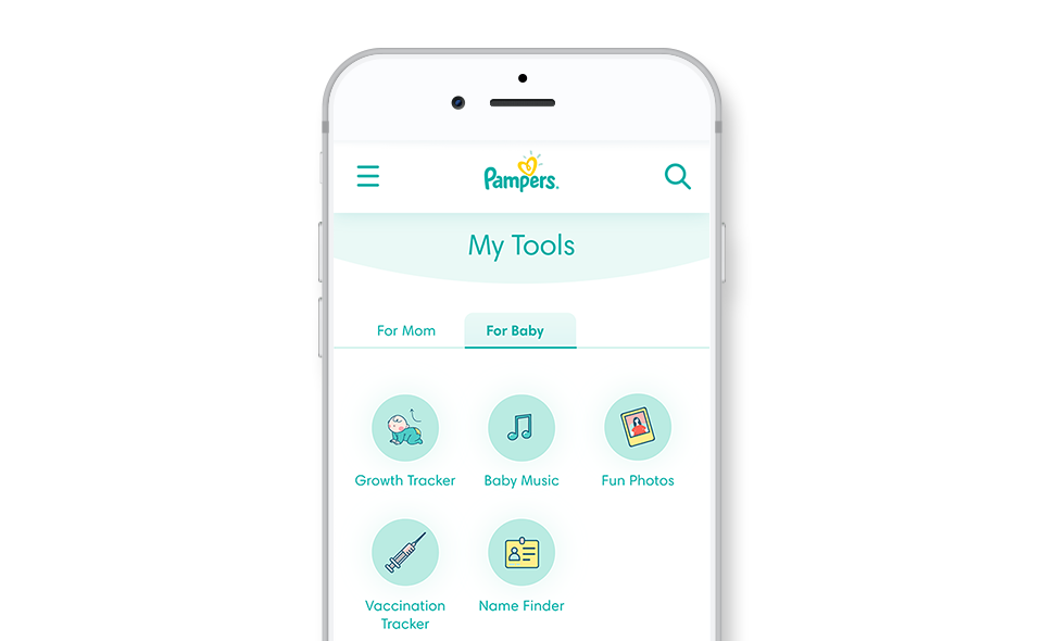 Download Pampers Baby App For Exciting Prizes. Pampers Baby App Download