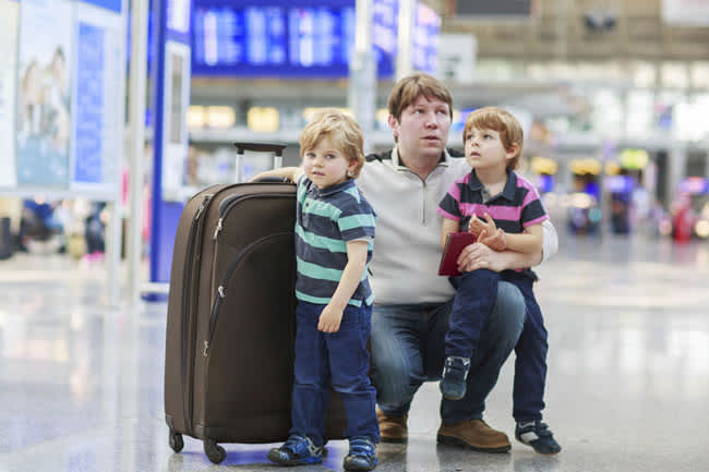 Traveling With Two or More Children