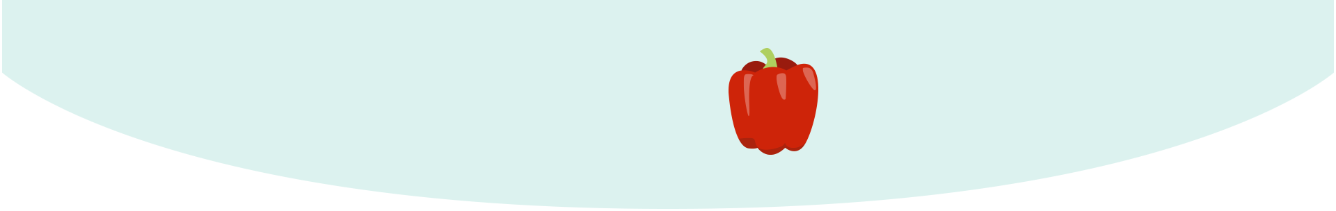 Your baby is the size of a bell pepper