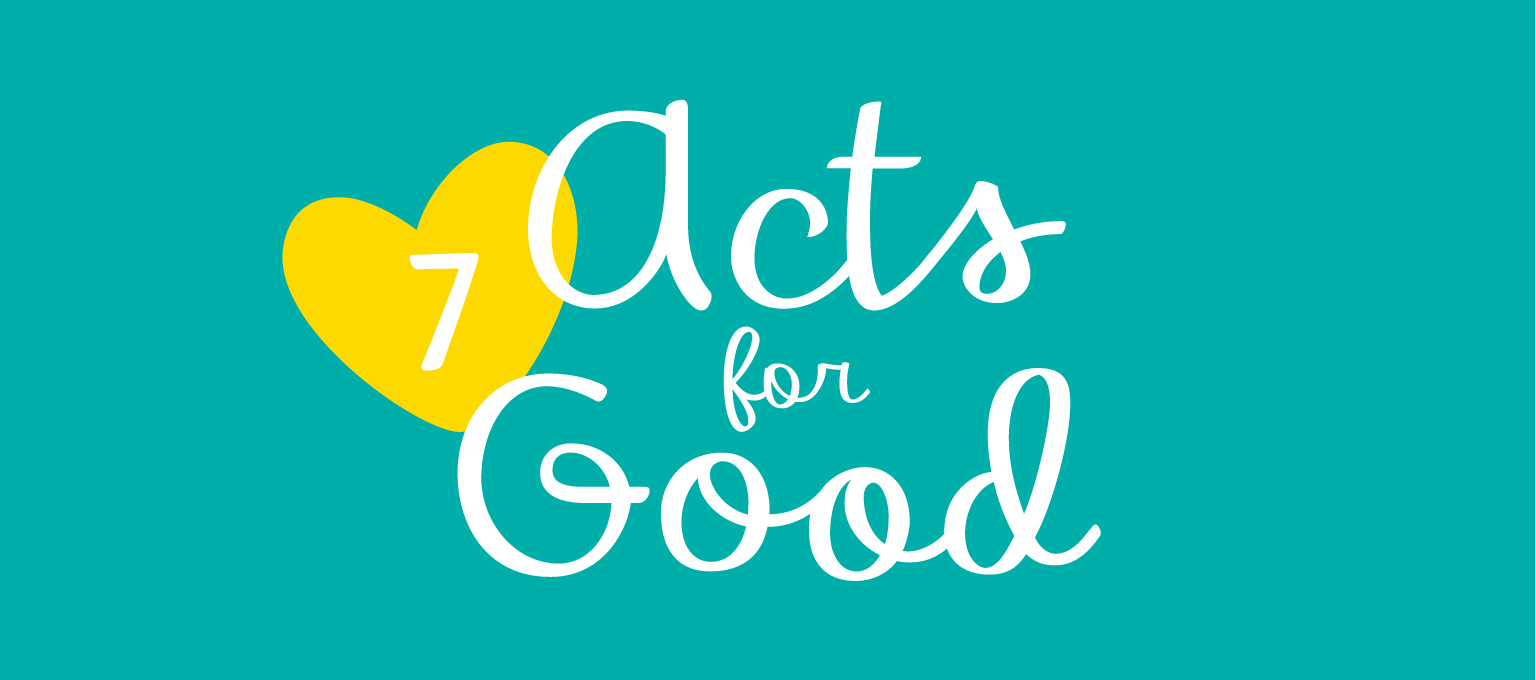 Pampers® '7 Acts for Good'