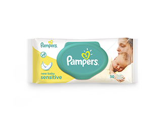 Pampers® New Baby Sensitive™