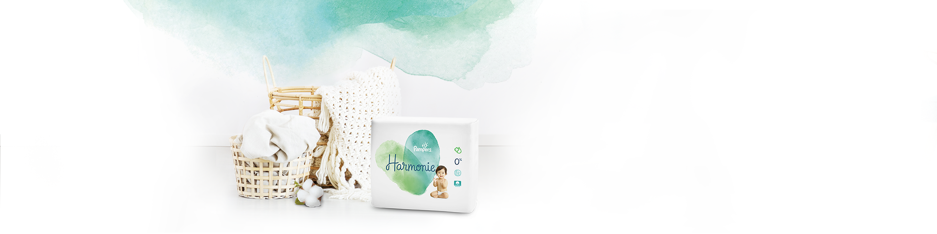 Pampers Harmonie protection