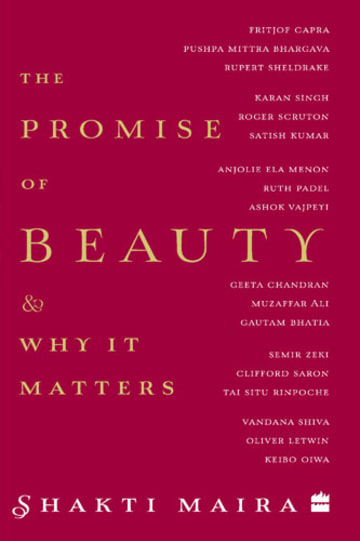 The Promise of Beauty and Why It Matters - Cover