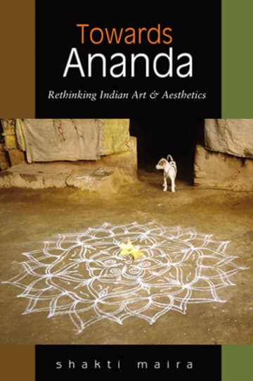 Towards Ananda - Cover