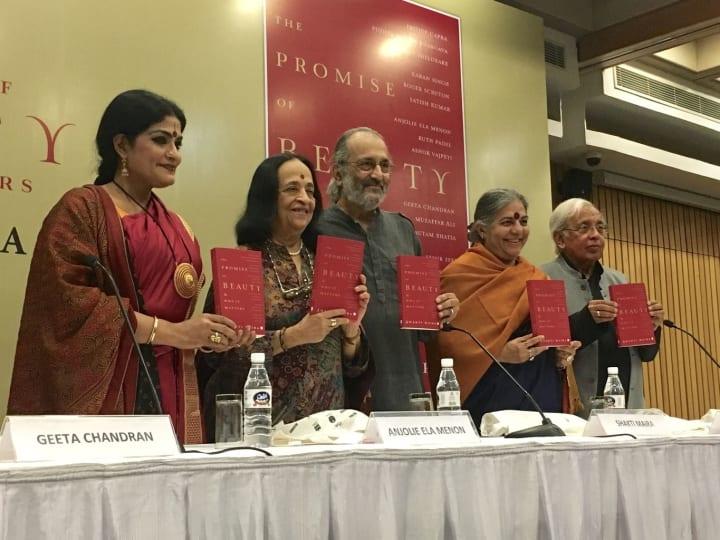 Geeta Chandran, Anjolie Ela Menon, Shakti Maira, Vandana Shiva, Ashok Vajpeyi
