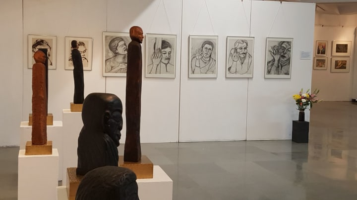 Formed Resonance: Sculpture and Drawings