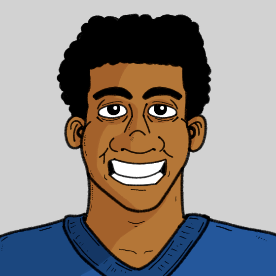 Scrapped Player Art Style For Pocket Dynasty Football