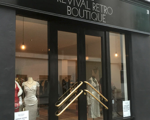 The Revival Retro Boutique