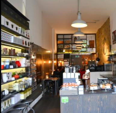 Piacha Tea Bar & Shop