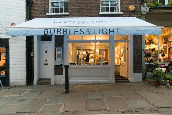Bubbles & Light