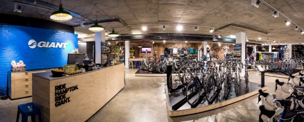 Giant Store Camden