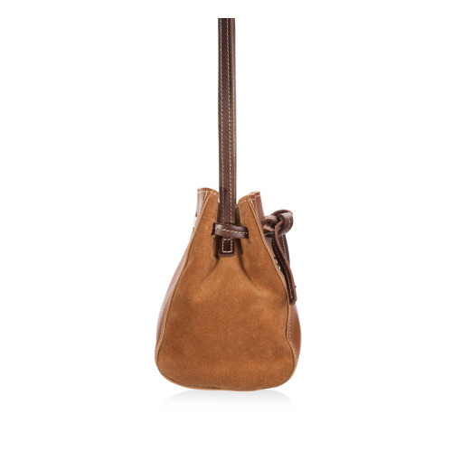 Charlotte Mini Bucket Bag 4