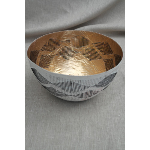 Stitched Paper Bowl Image
