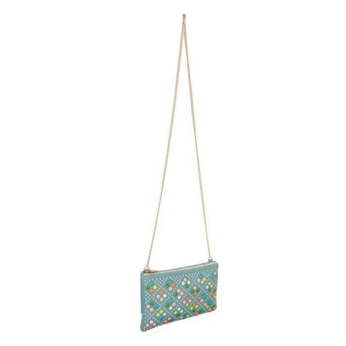 Play Purse Cross Body Chain Purse Pale Denim Image