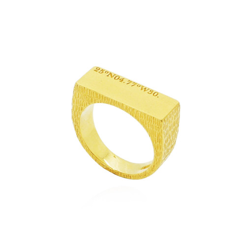 Love Ring Gold Image