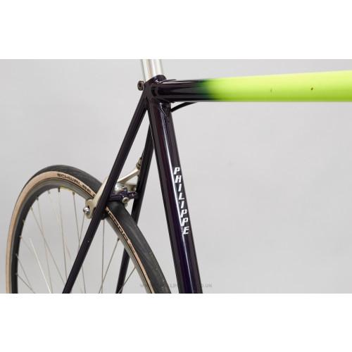 55cm Philippe Columbus Gara Vintage Road Bike Image