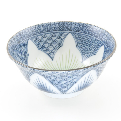 Porcelain Rice Bowl - Tayo Lotus Image