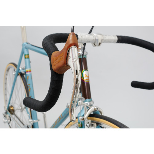 57cm Nishiki Olympic Vintage Road Racing Bike Image