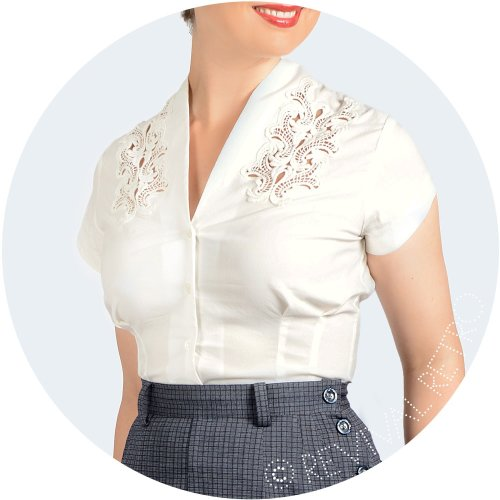 Emmy Design | Be My Baby Blouse Image
