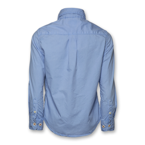 American Outfitters Joshua Blue Shirt Image