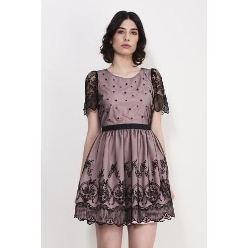 EVENING SHEER DRESS Image
