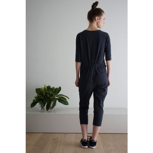 Cus Summer Black Jumpsuit Image
