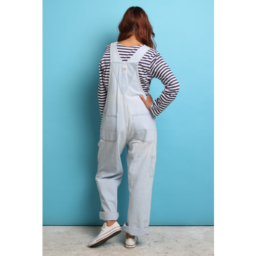 Riveted Lee Bib Dungarees L Image