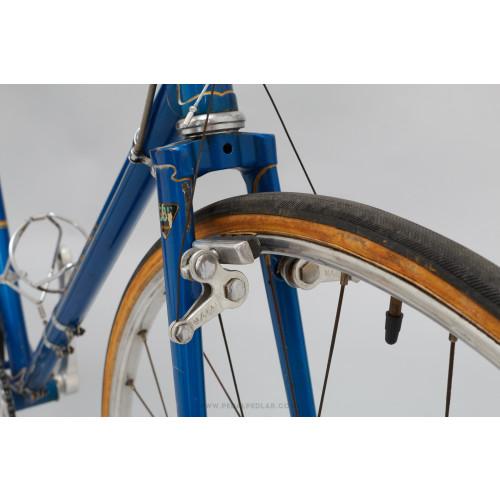 58.5cm Verhoeven c.1960 Classic Reynolds 531 Racing Bike Image