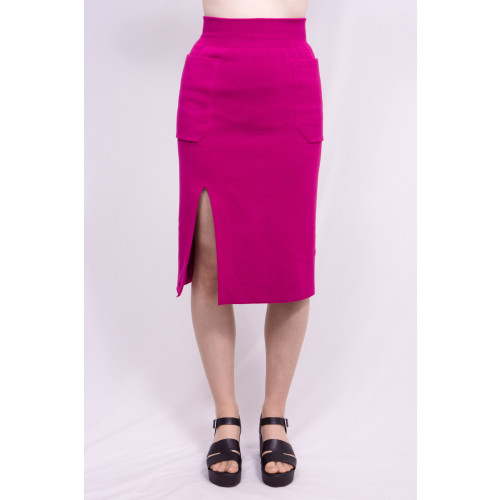 lightweight merino wool skirt Image