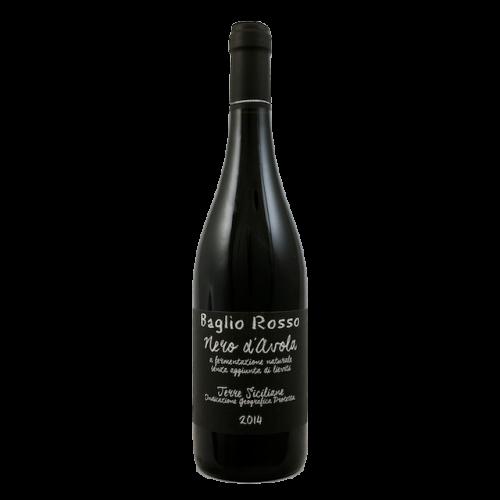 Baglio Rosso 2015 Nero d'Avola, Sicily, Italy (natural wine, low sulphites) Image