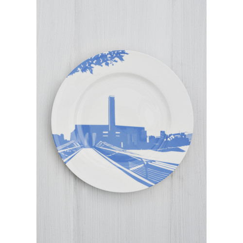 Tate Modern Dinner Plate Image