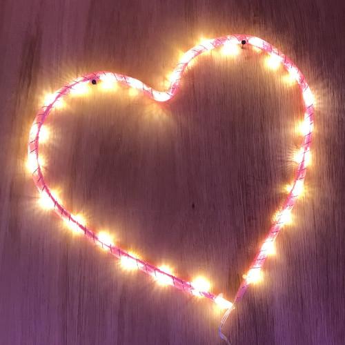 Nylon Heart Image