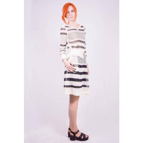 velvet devore skirt Image