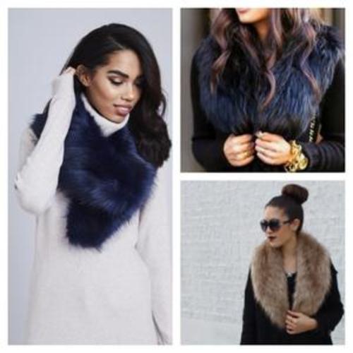 Faux Fur Collar Image