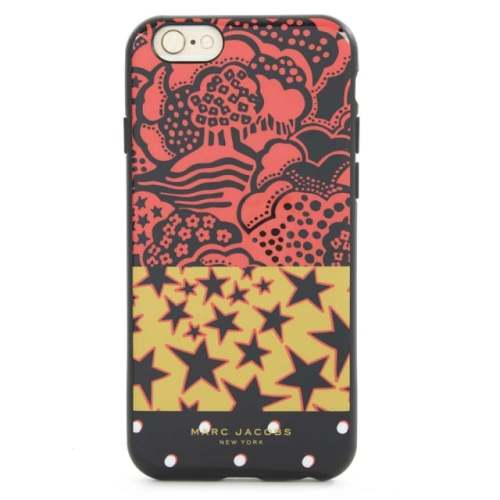 MARC JACOBS LANDSCAPE RED IPHONE 6/6S CASE Image