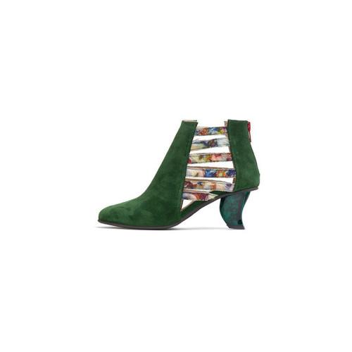 Monopoli Crosta Verde Cavallino Boot Image