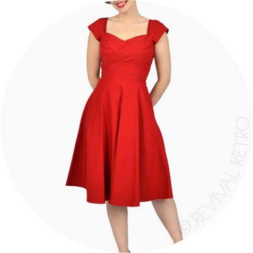 Stop Staring Swing Dress Image