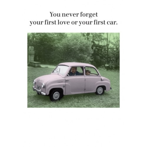 First Love First Car Image