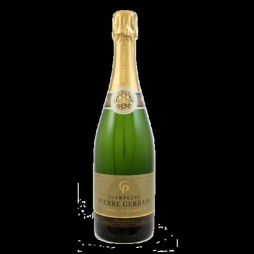 Pierre Gerbais NV Reserve, Champagne, France Image