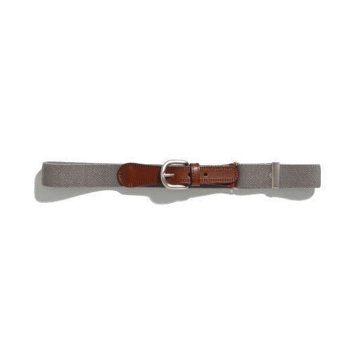 BELT SINGLE COLOUR: MOUSE GREY Image