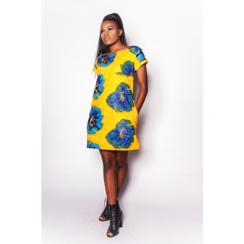 Dumbutu - 60's Dress - Women's Image